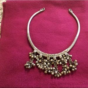 Jewelry - Vintage tribal antique Indian wedding necklace
